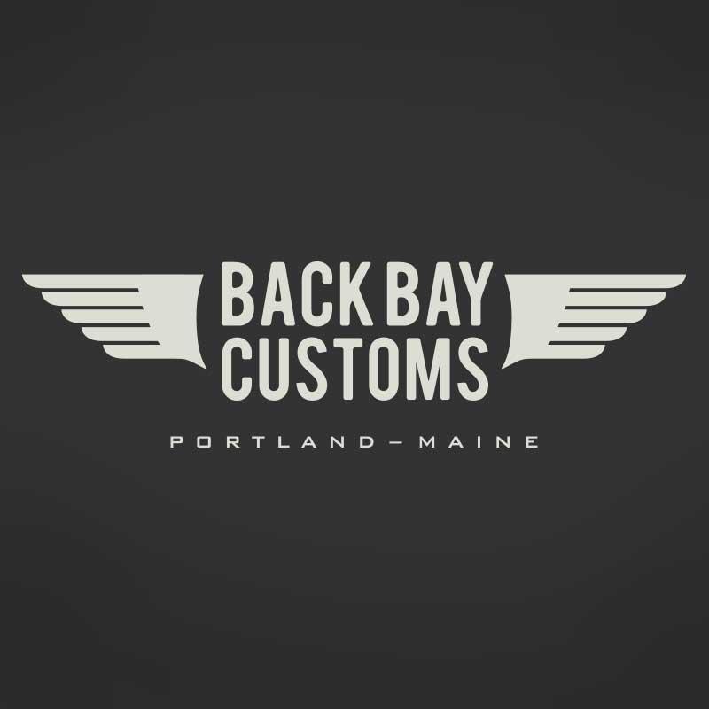 Back Bay Customs Logo