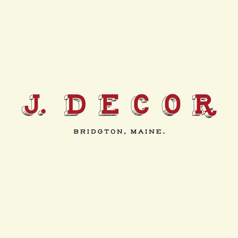 J. Decor Logo