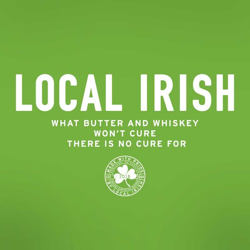 Local Irish Logo
