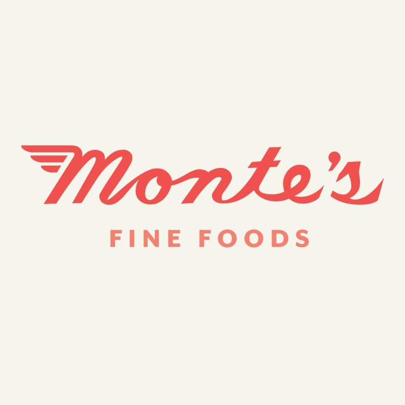 Monte's Fine Foods Logo