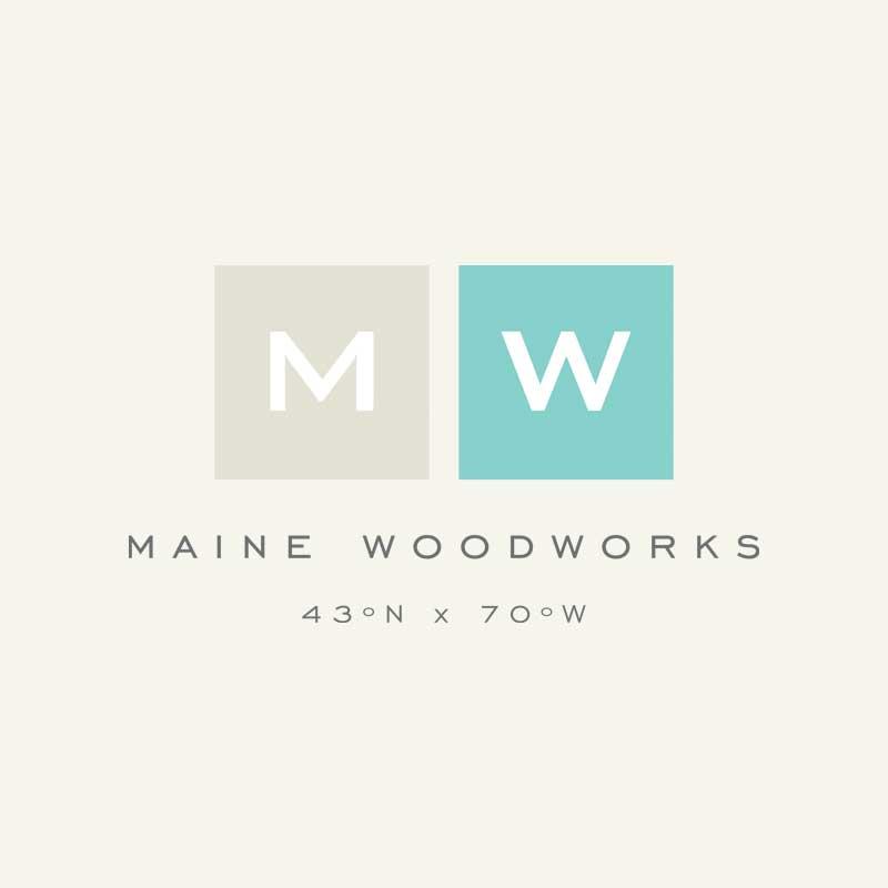 Maine Woodworks Logo