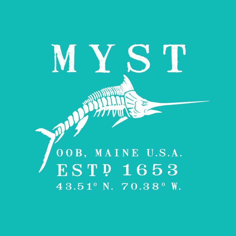 Myst Beach Club Logo