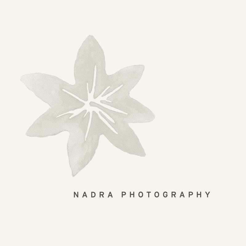 Nadra Photography Logo