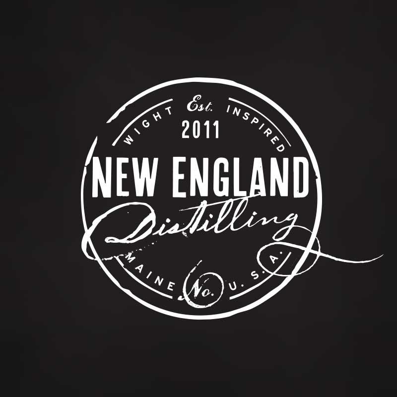 New England Distilling Logo