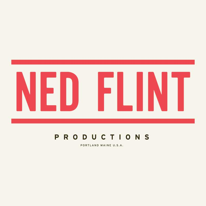 Ned Flint Productions Logo