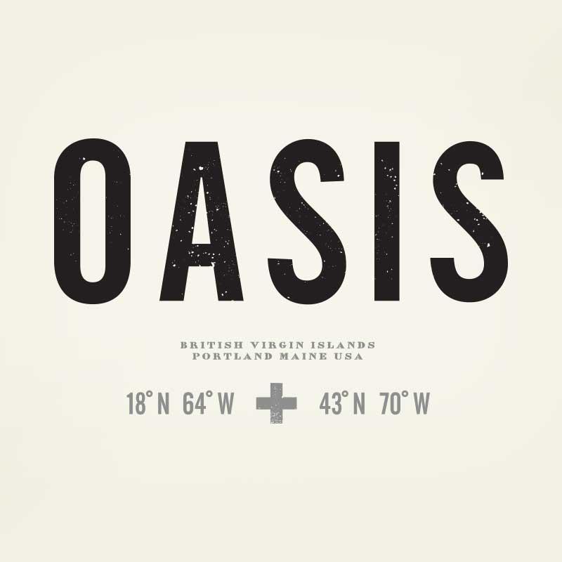 Oasis Nightclub Logo