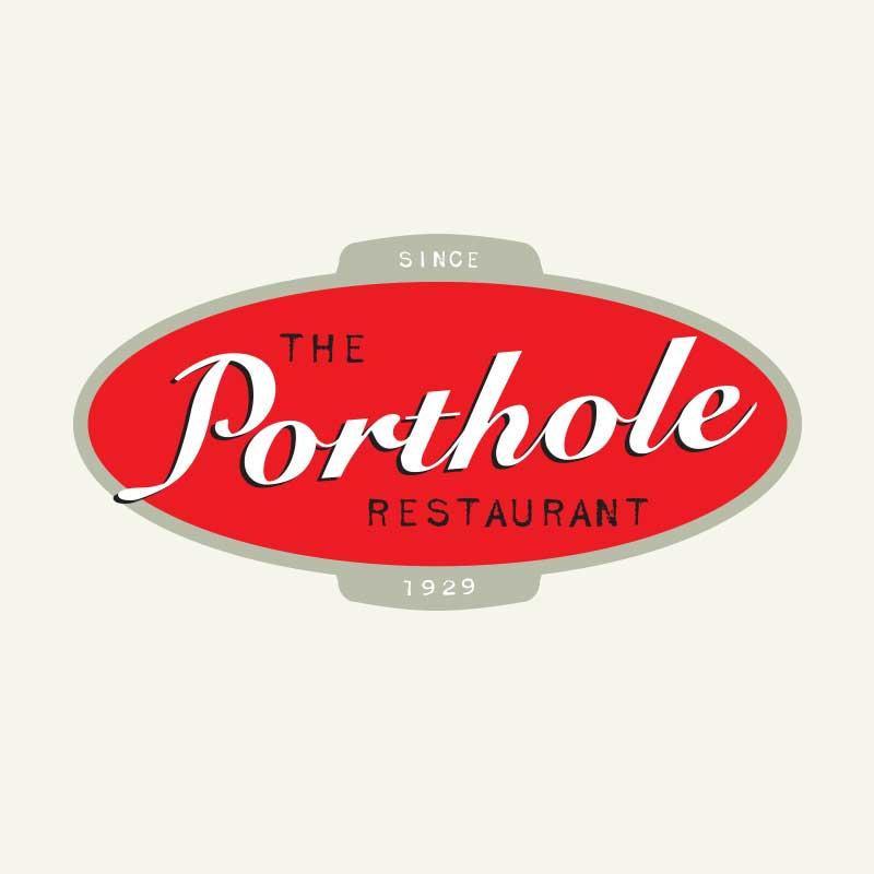 Porthole Restaurant Logo