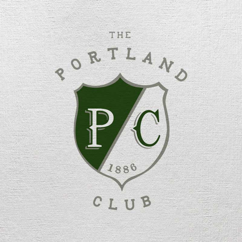 The Portland Club Logo