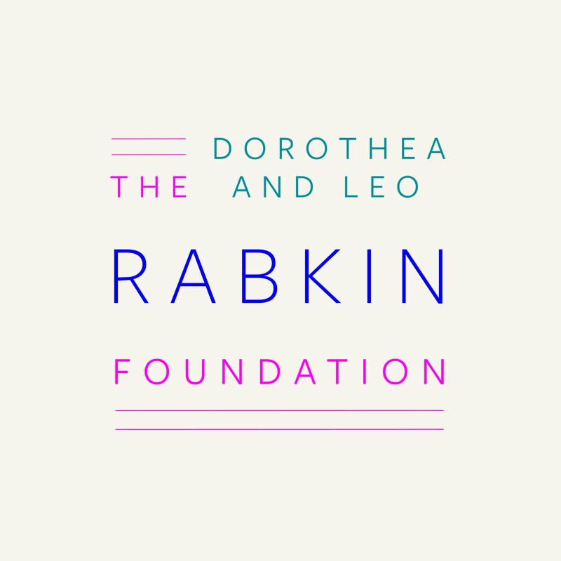 The Dorothea and Leo Rabkin Foundation Logo