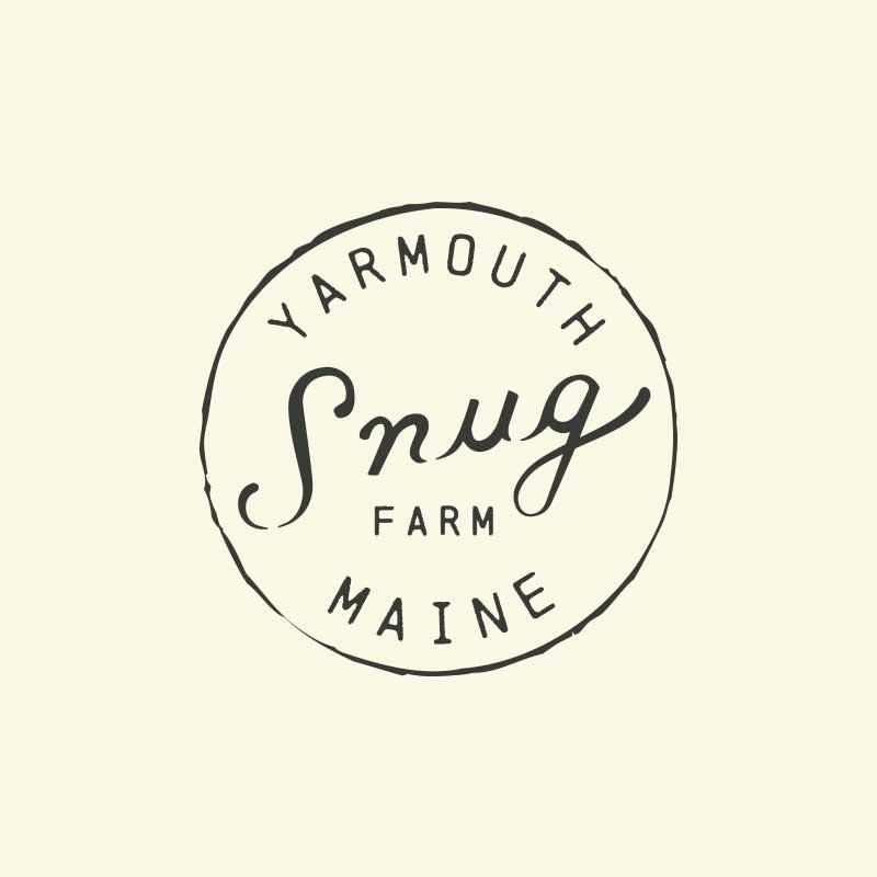 Snug Farm Logo/Mark