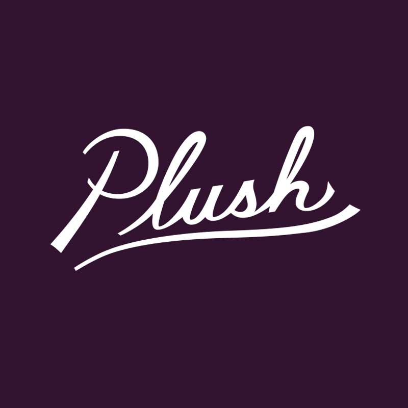 Plush Music Logo