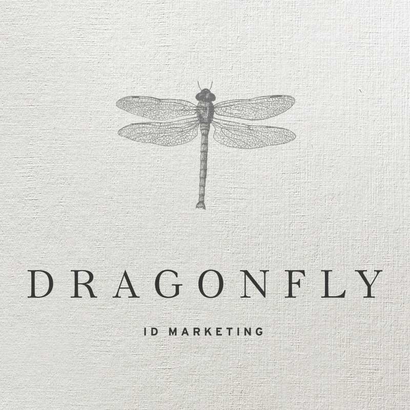 Dragonfly Identity Marketing Logo