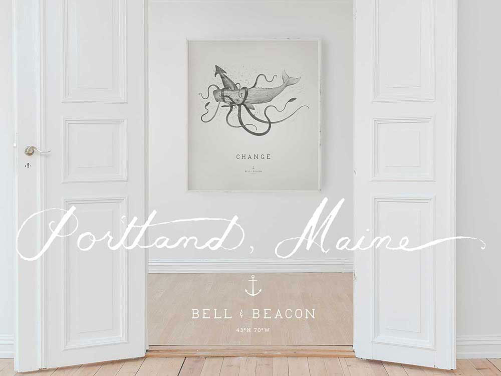 Bell and Beacon Branding and Website Design