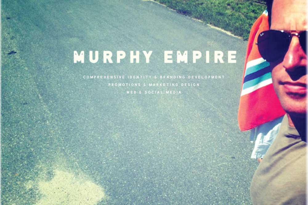 Murphy Empire Design Branding