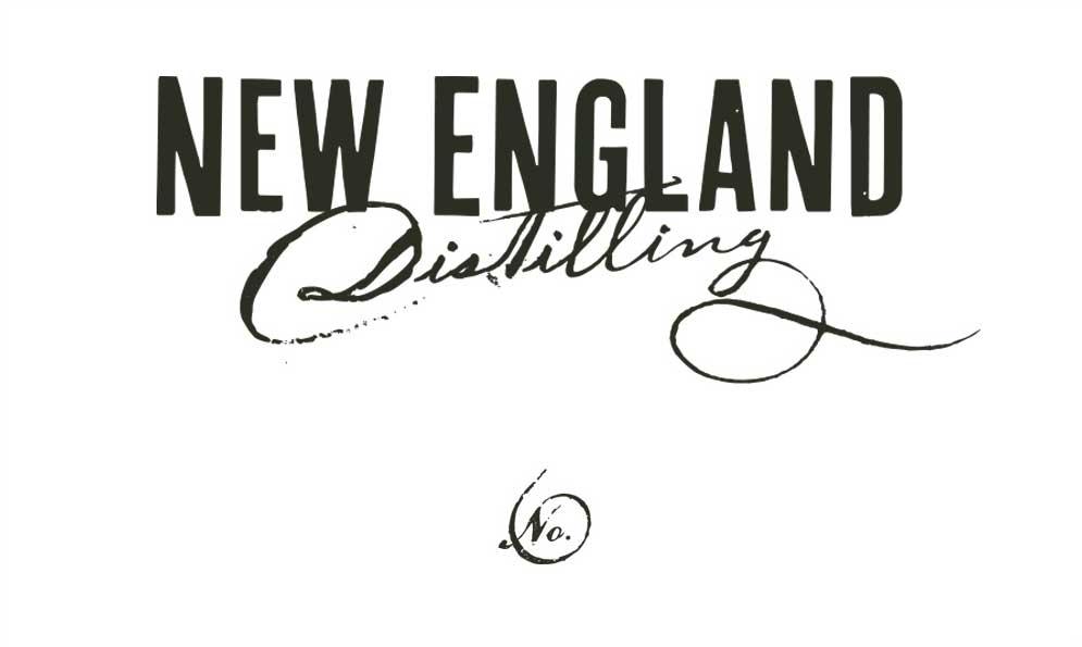 New England Distilling Branding and Identity