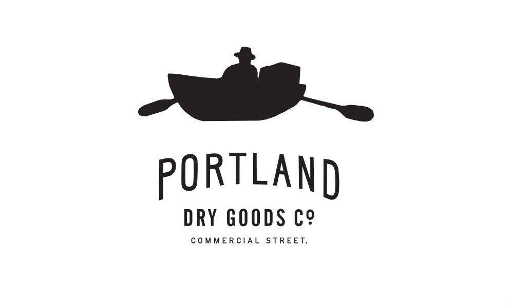 Portland Dry Goods Branding and Identity