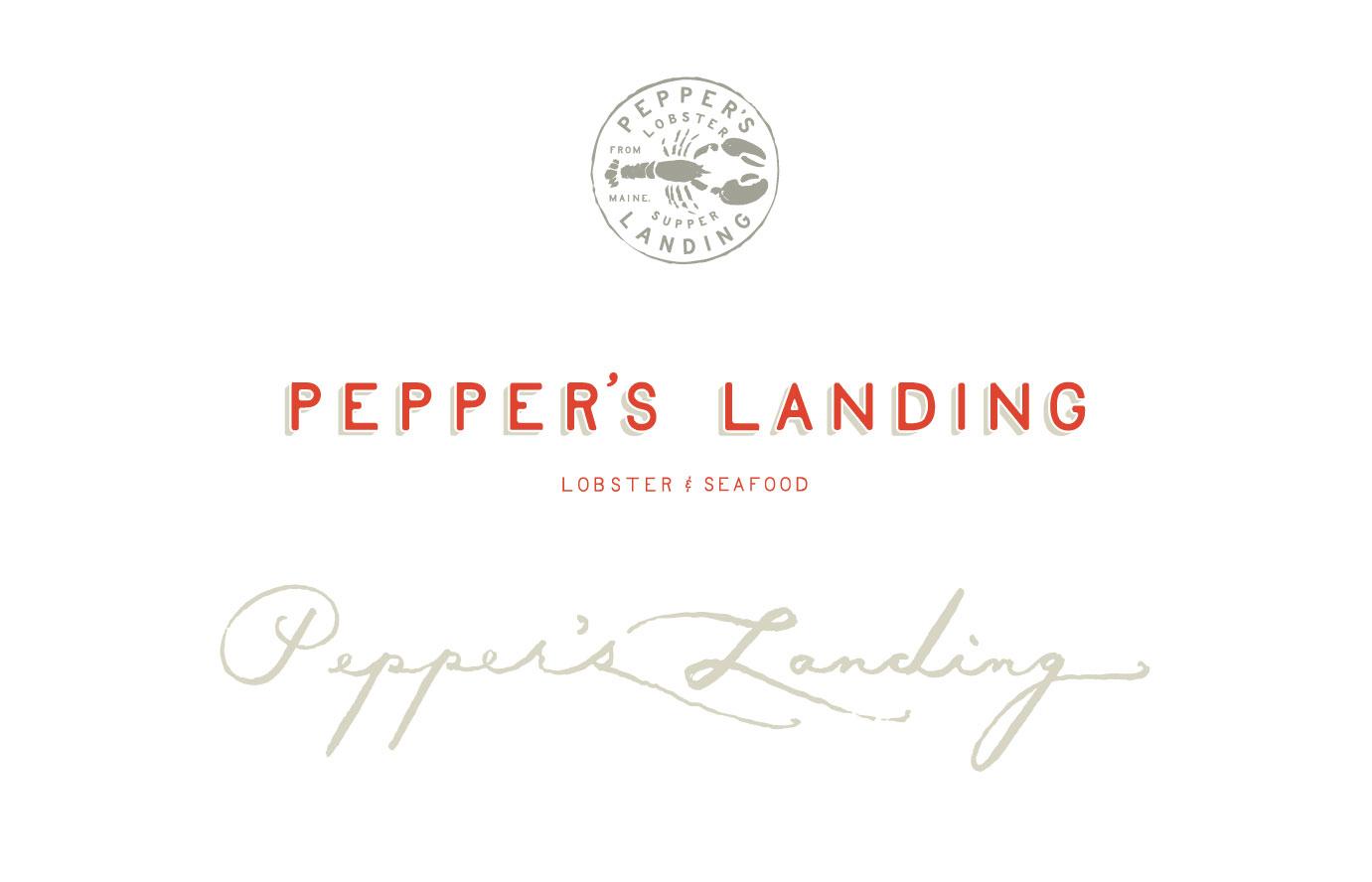 Pepper's Landing Branding and Identity Development