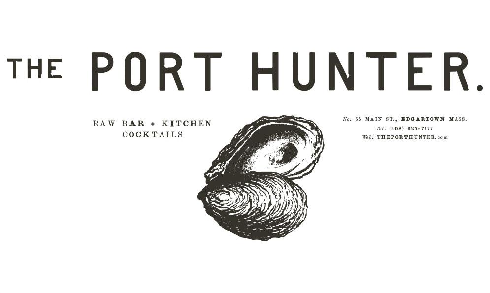 The Port Hunter Restaurant Branding and Identity