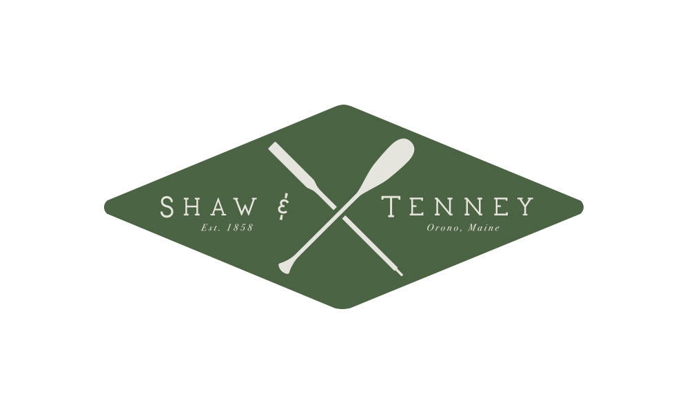 Shaw & Tenney Branding and Identity
