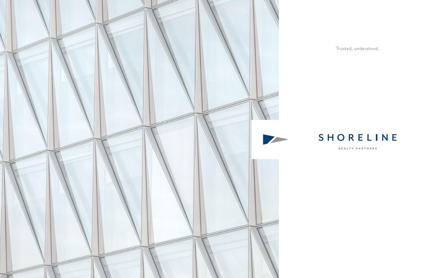 Shoreline Realty Partners Branding and Identity