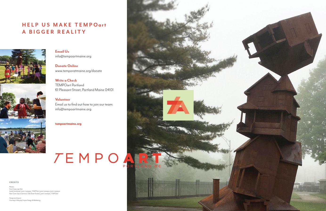 TEMPOArt Print Branding