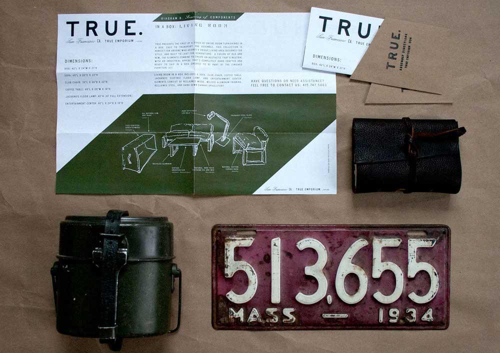 True Co. Branding and Identity