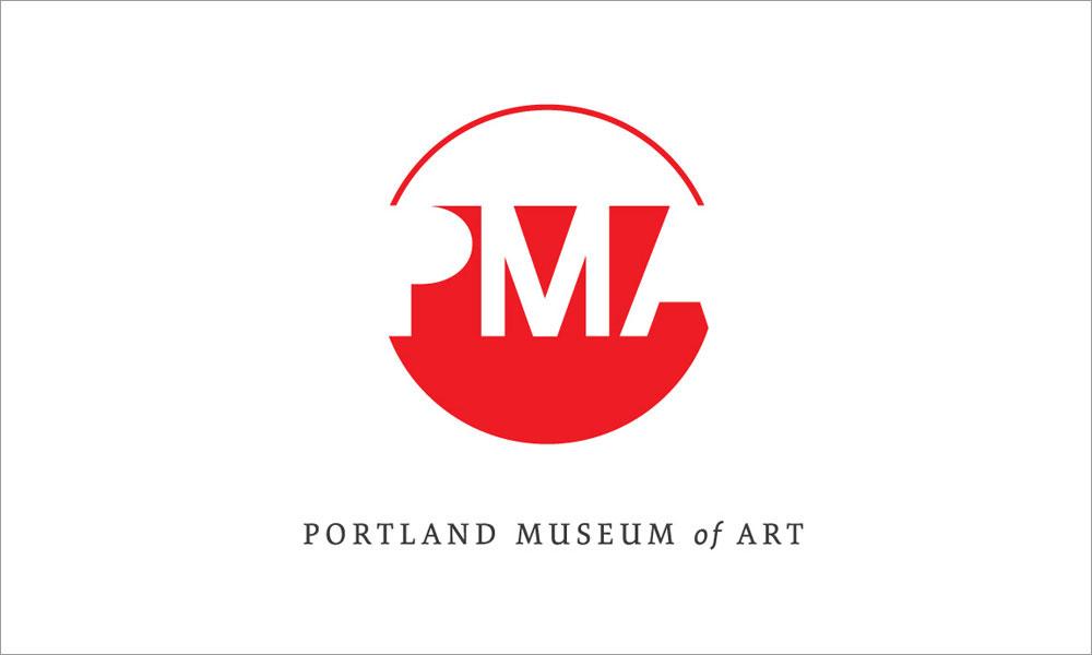 Portland Museum of Art Branding and Identity