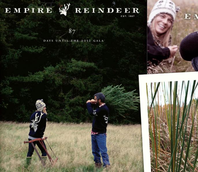 Empire Reindeer Branding