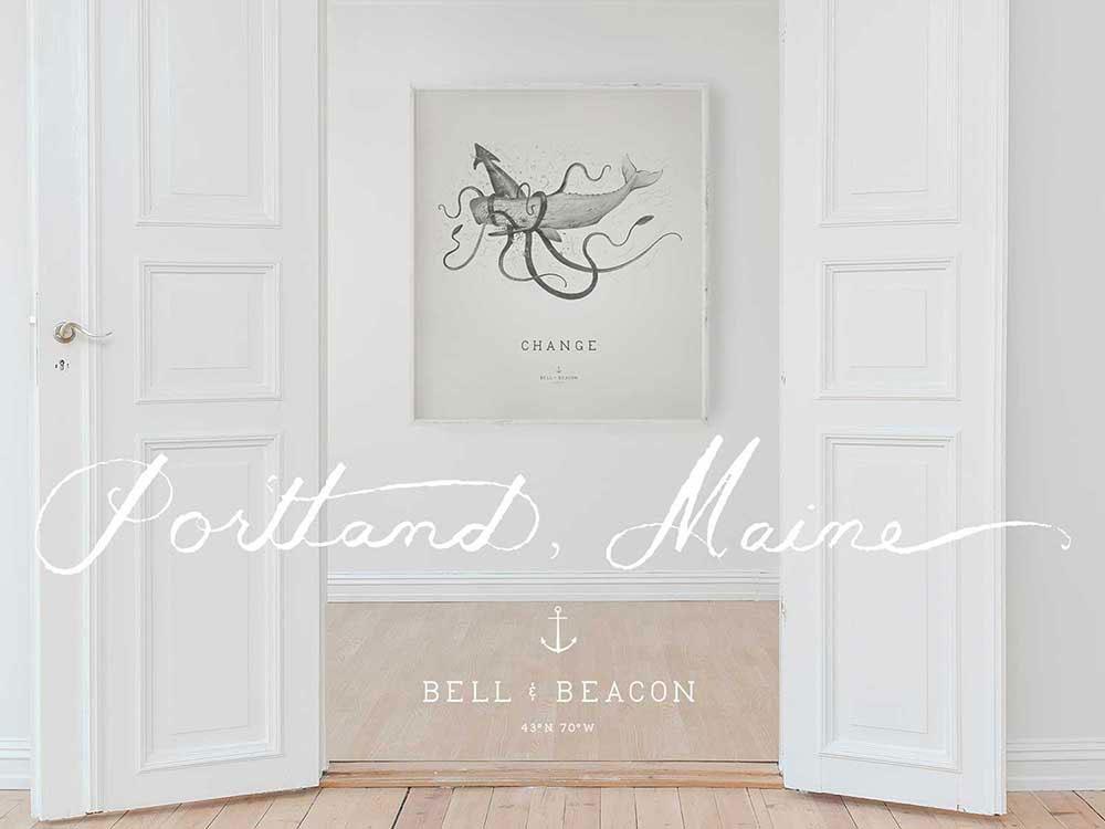 Bell & Beacon Branding