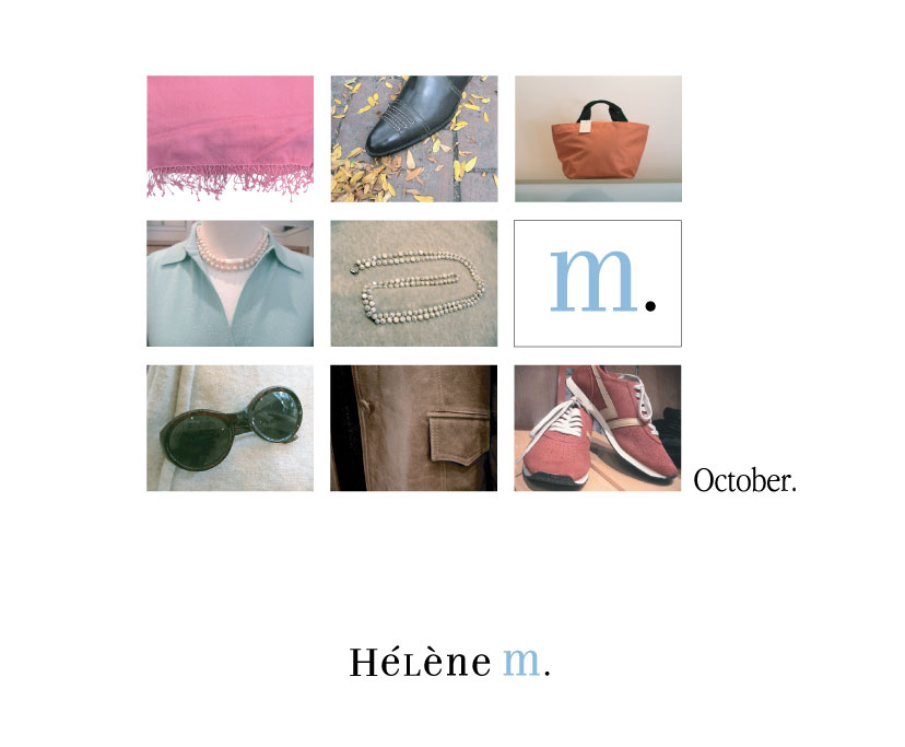 Helene M. Print Branding
