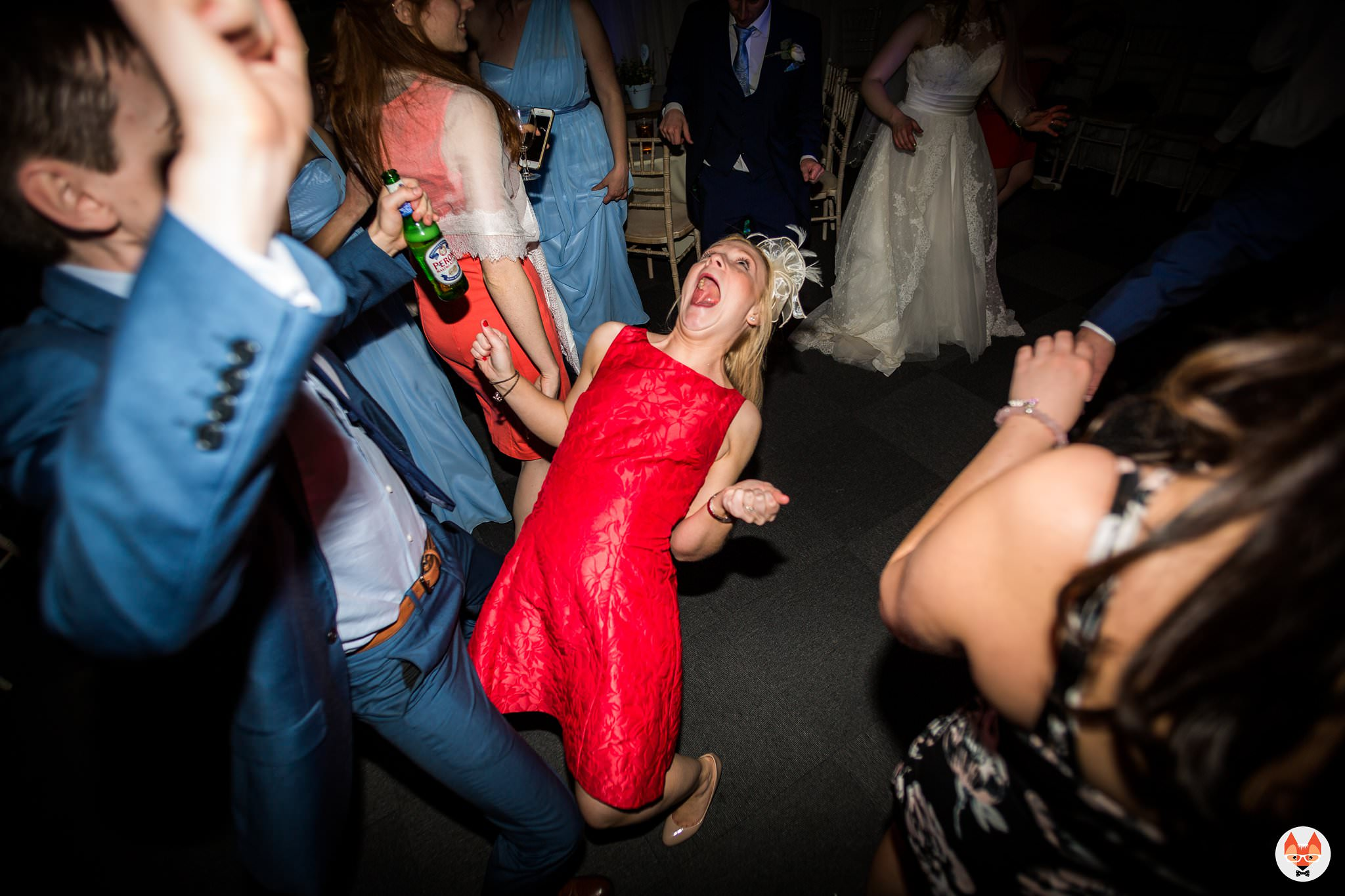 unposed wedding photography