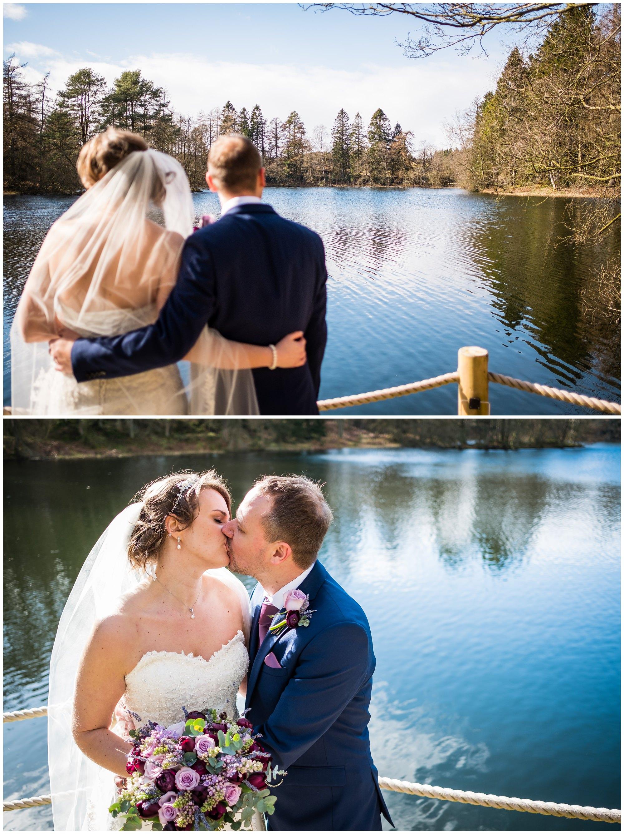 gilpin lake house wedding photography