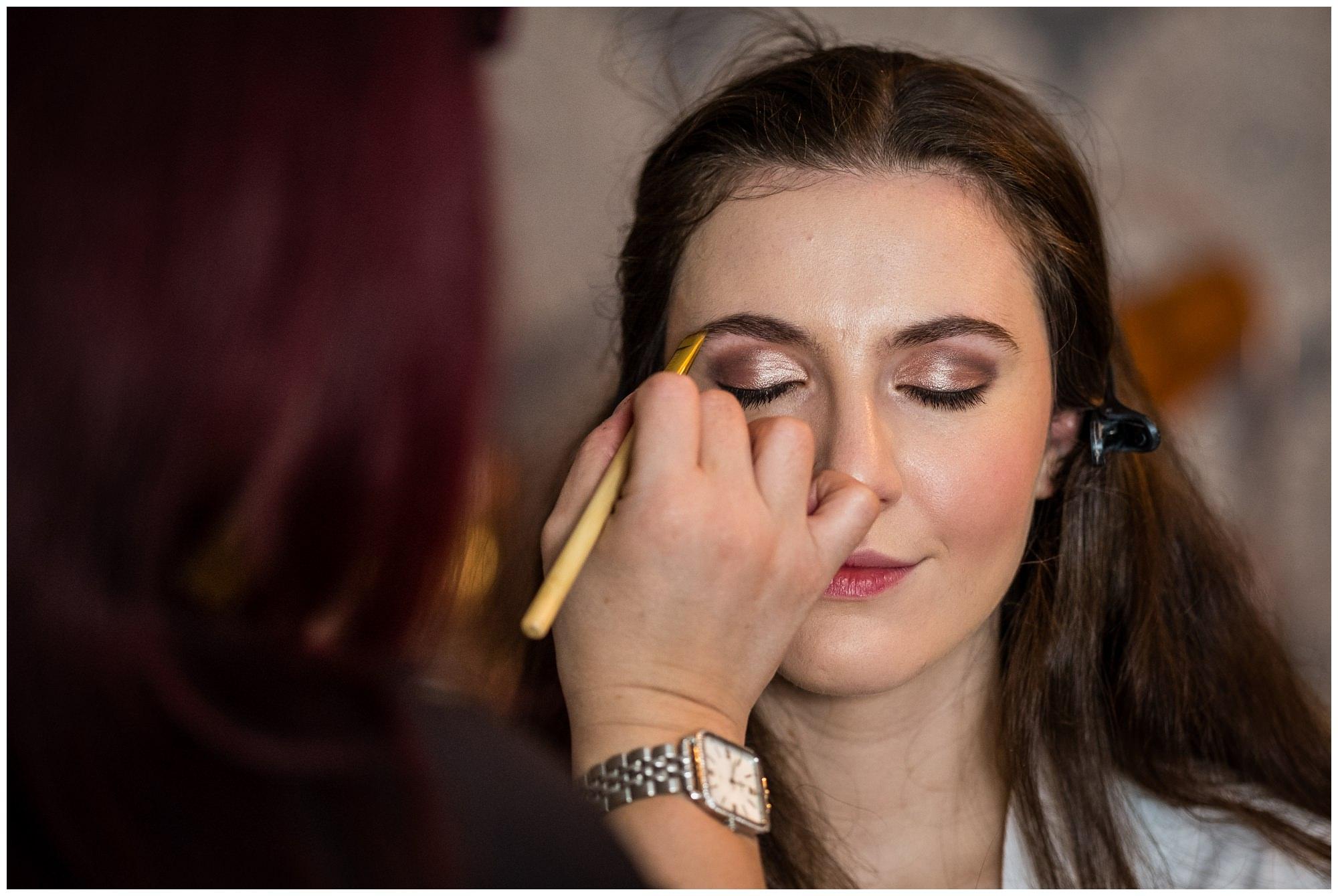 bridesmaid makeup by kerry baker