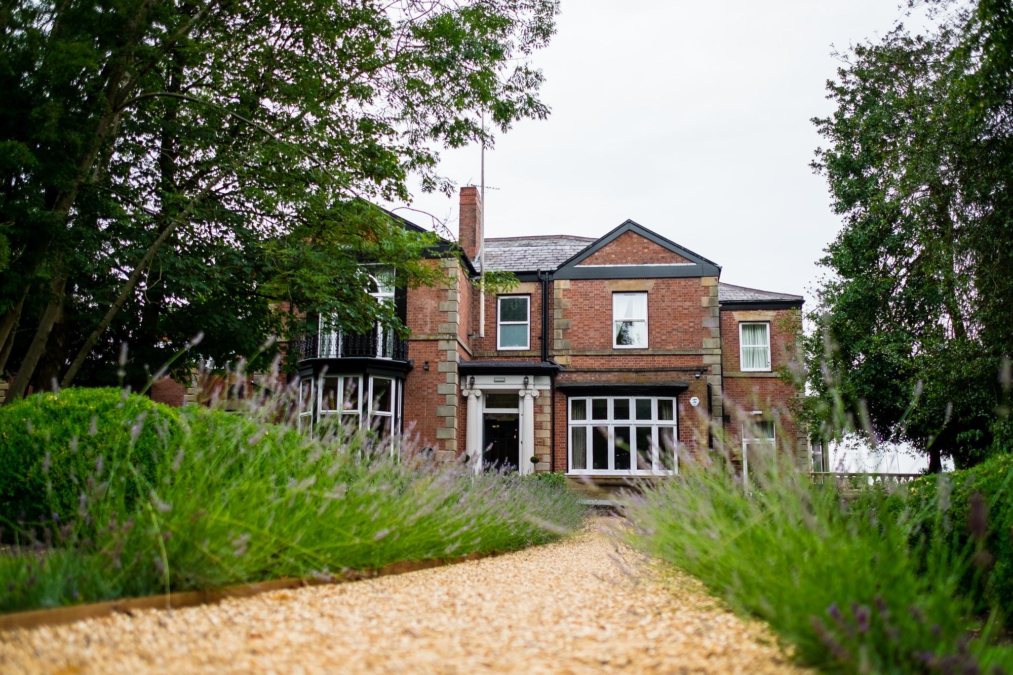 ashfield house in Lancashire