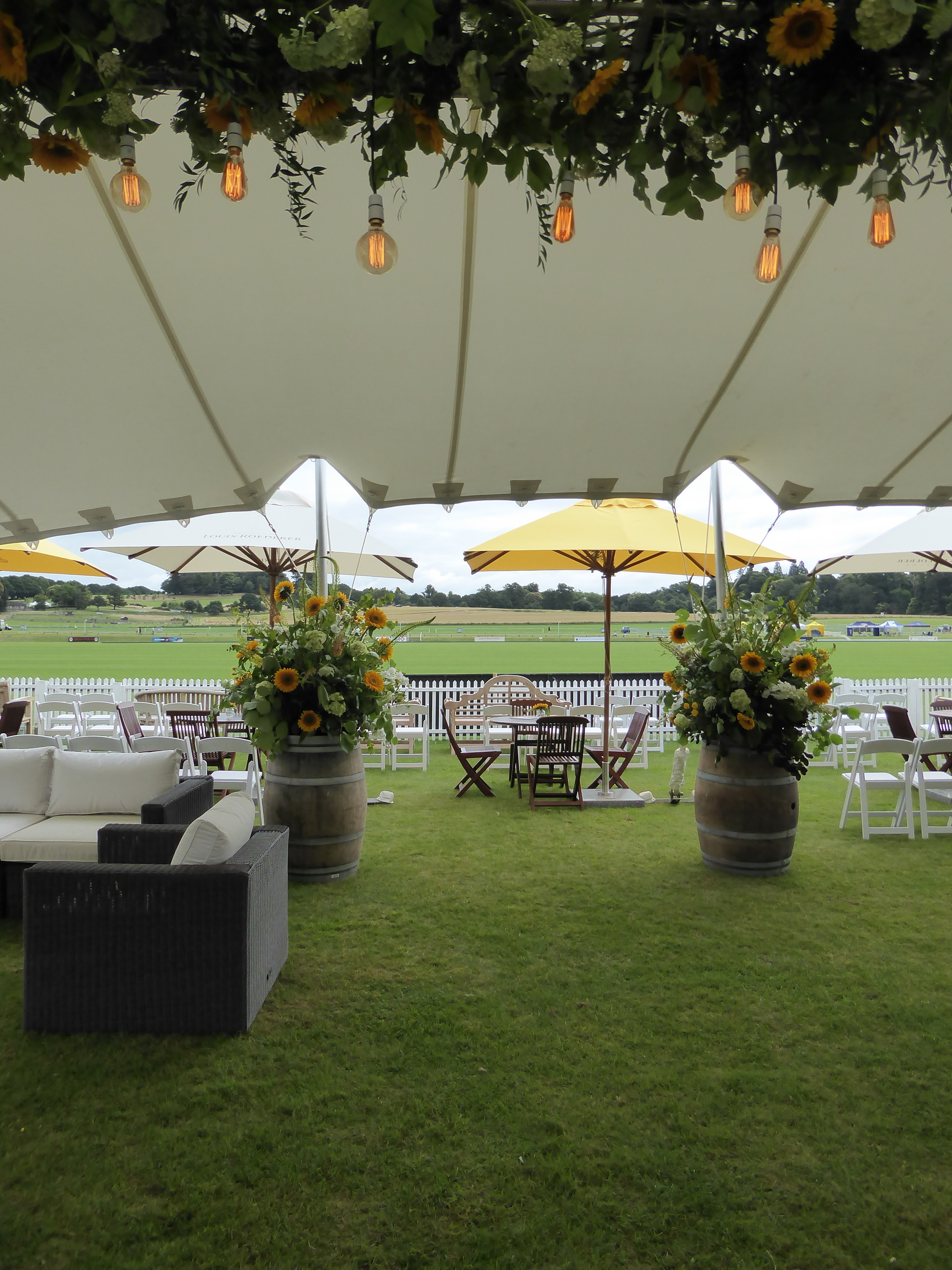 Cowdray_Park_Gold_Cup_MembersEnclosure_Flowers