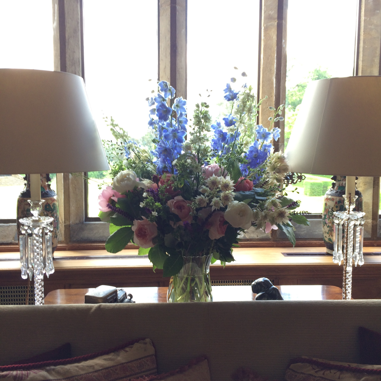 Morning Room Flowers
