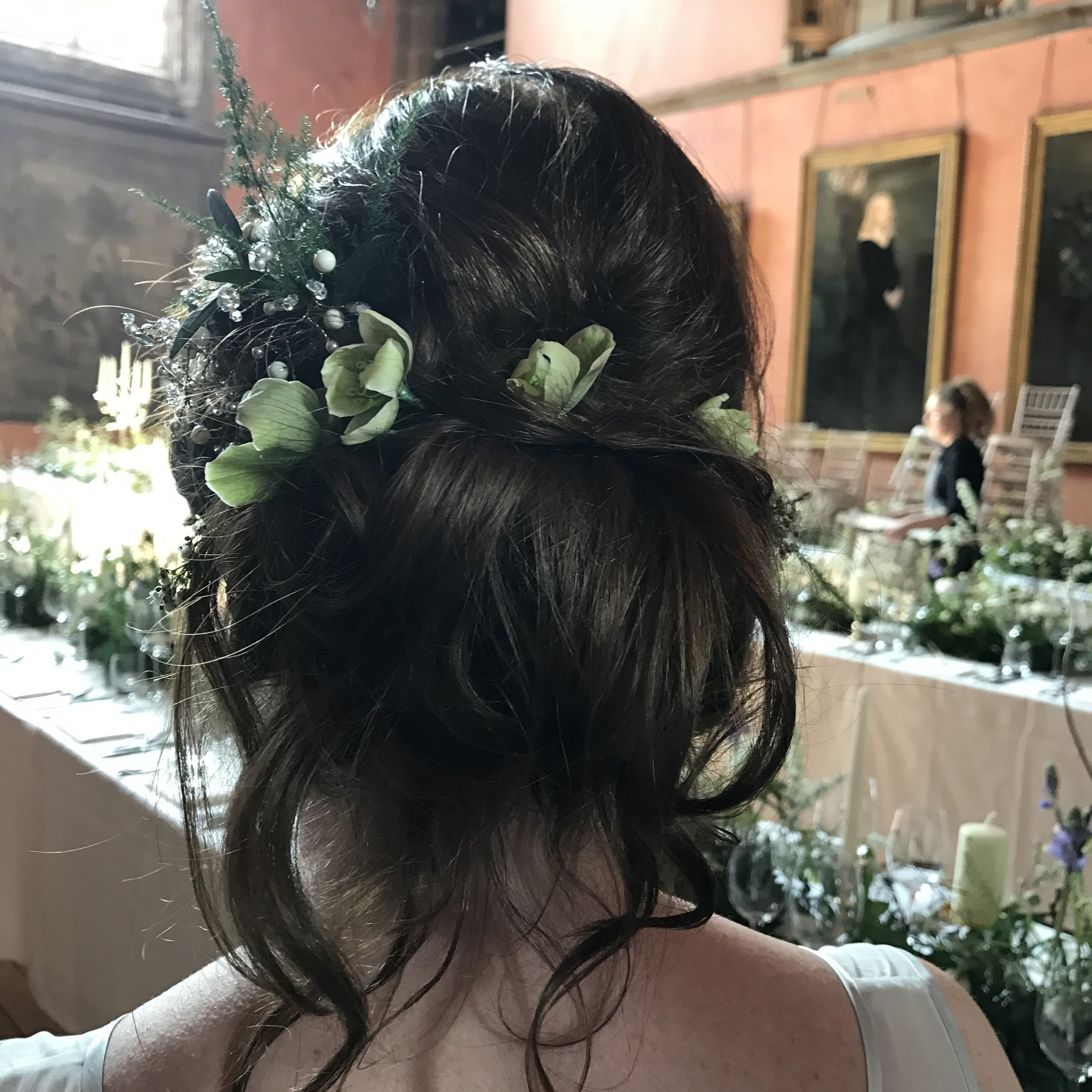 This Floral Life Wedding Hair Flowers