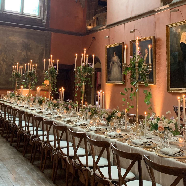 Downton Abbey Inspired Dinner