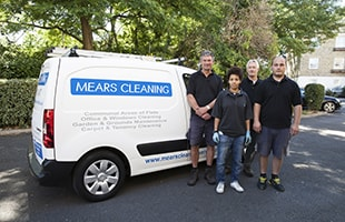 Mears Cleaning Team