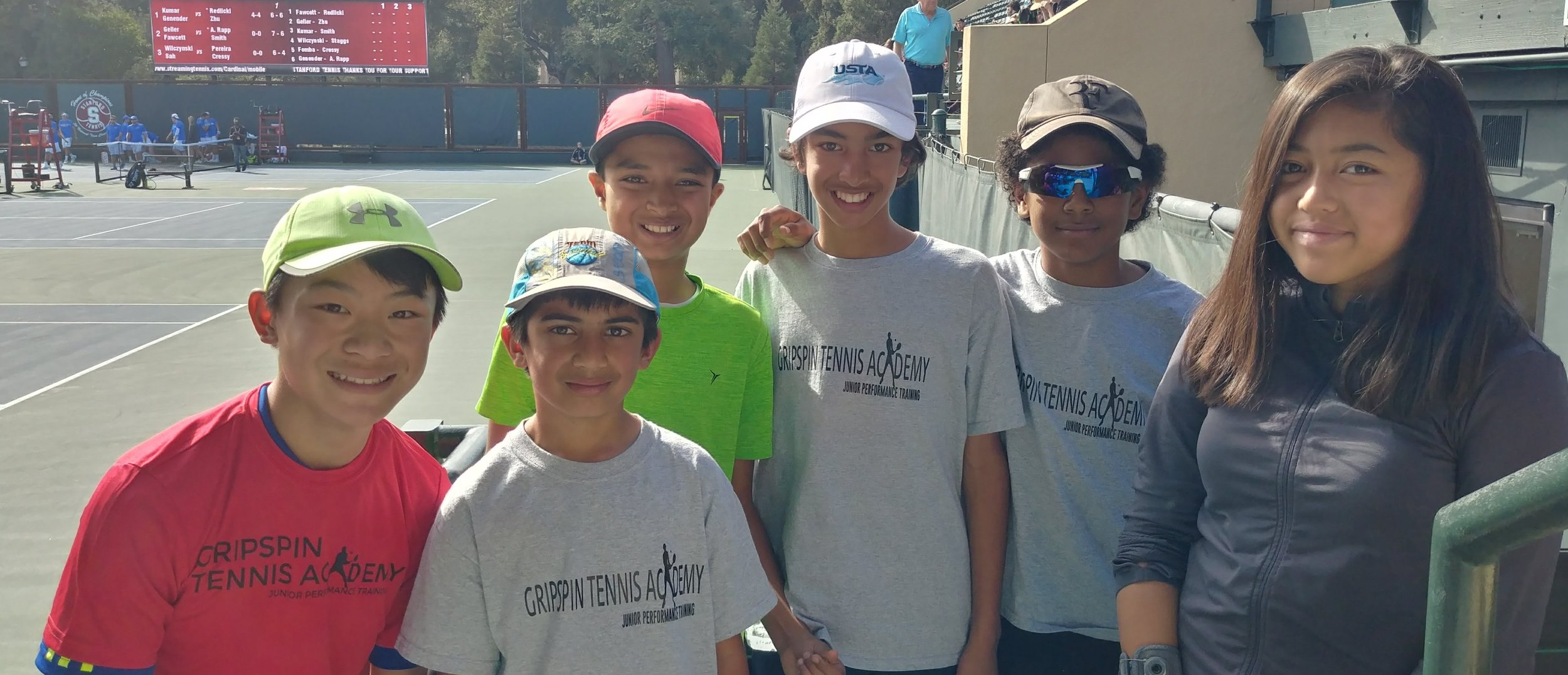 Our focus… - …is developing junior tennis players for competition and giving them a roadmap to their success.