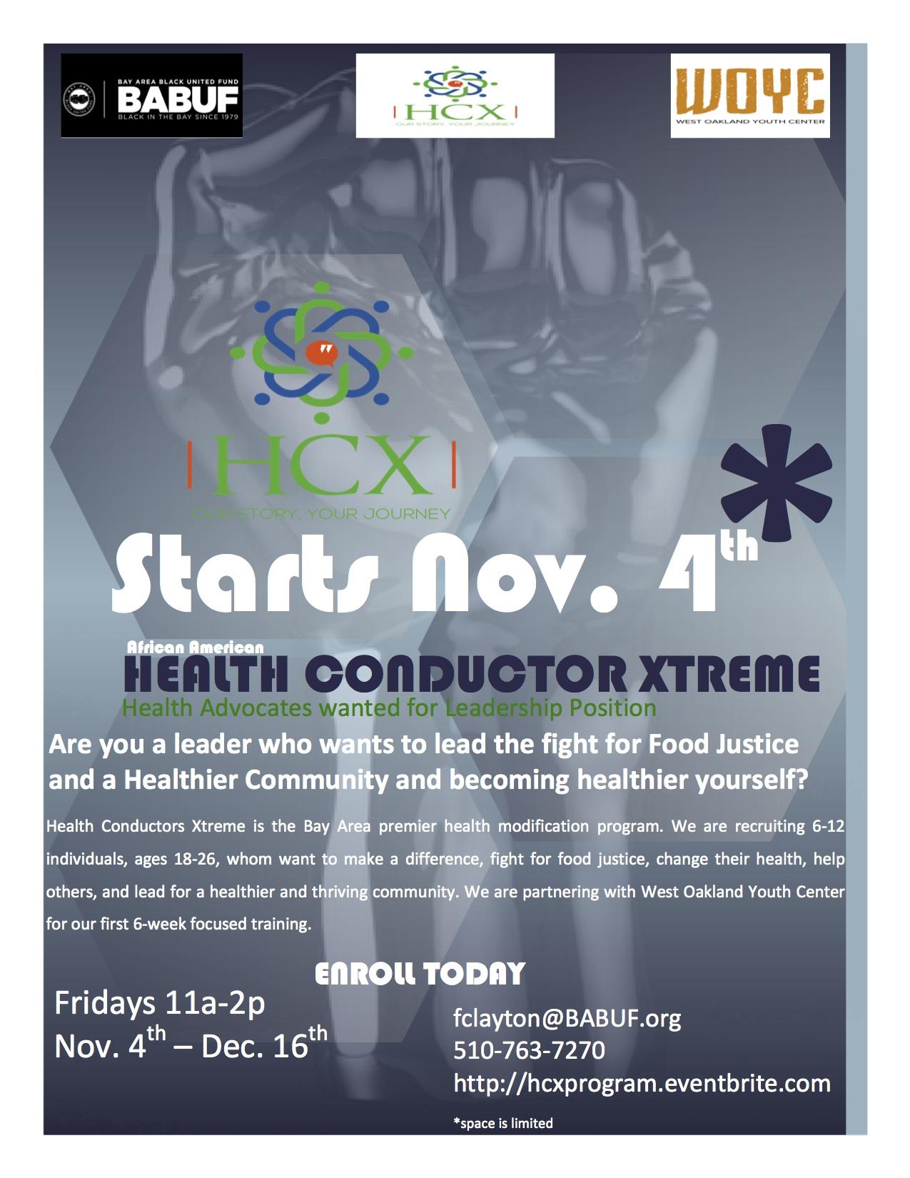 Health Conductors X