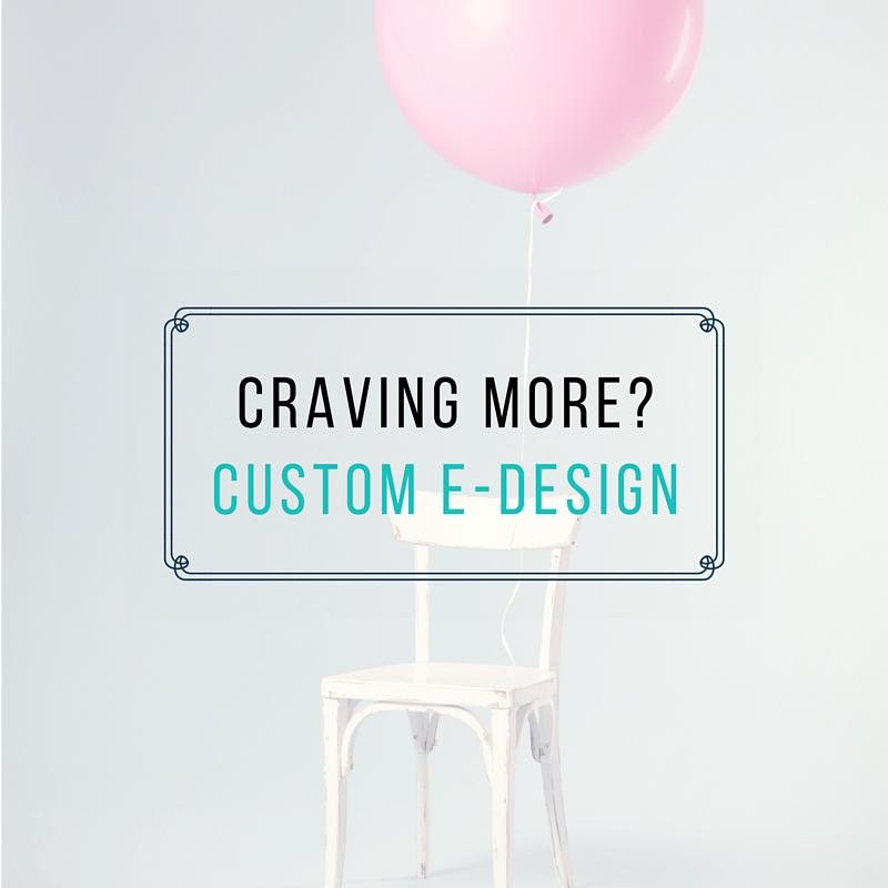 custom e-design