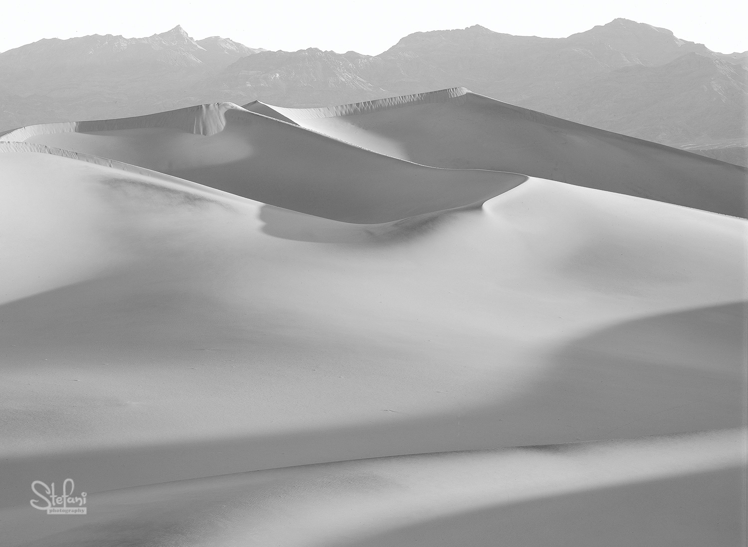 DUNES,  DEATH VALLEY CA