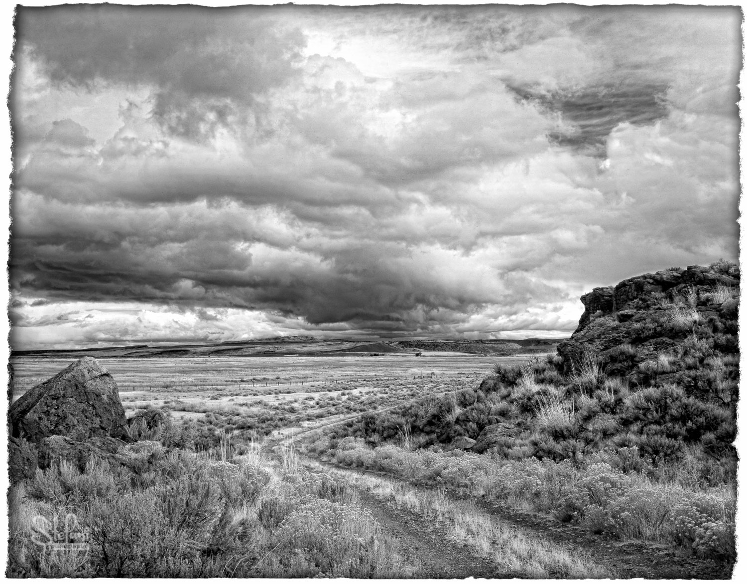 EASTERN OREGON STORM