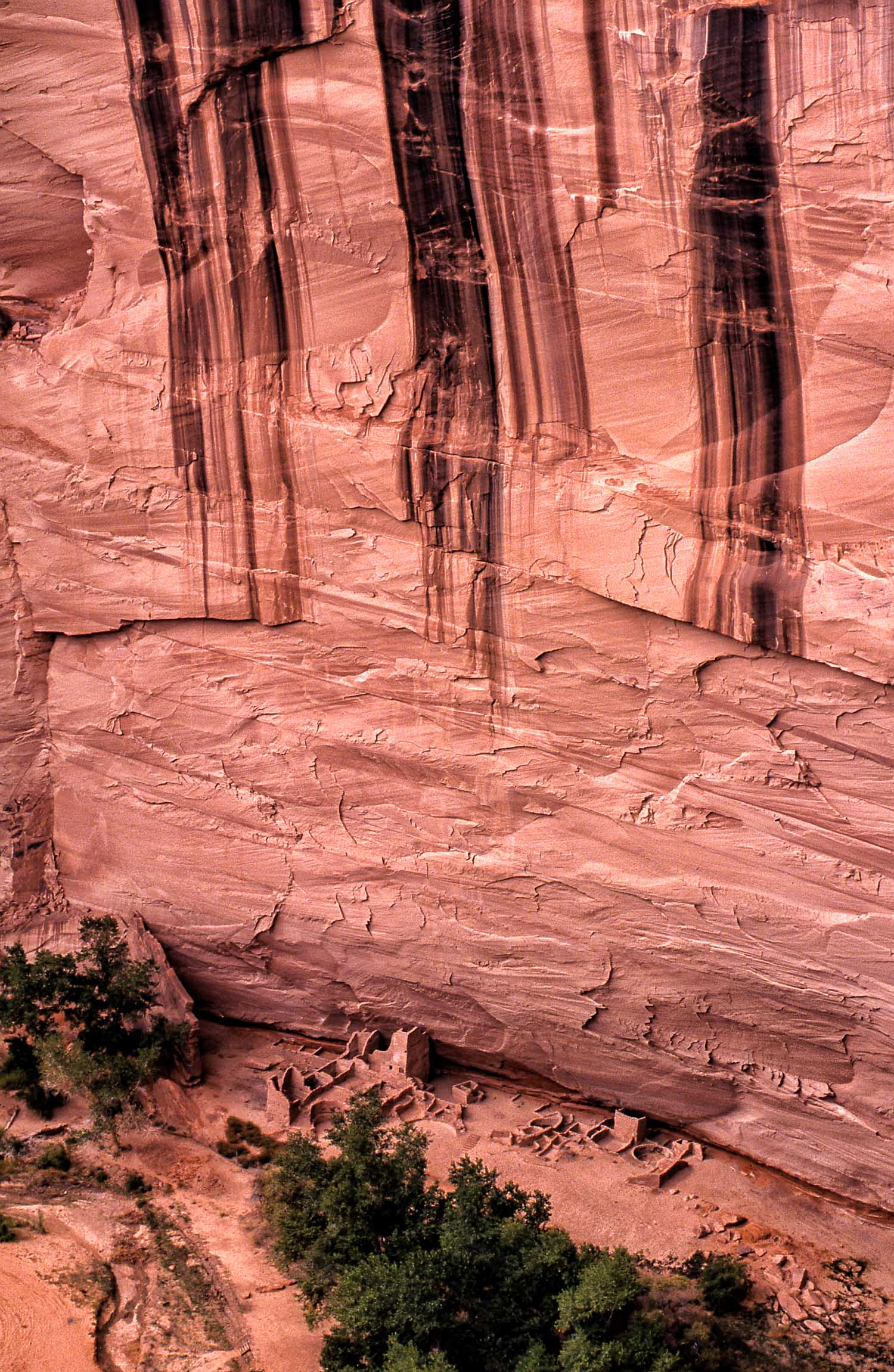 RUIN, CANYON DE CHELLY
