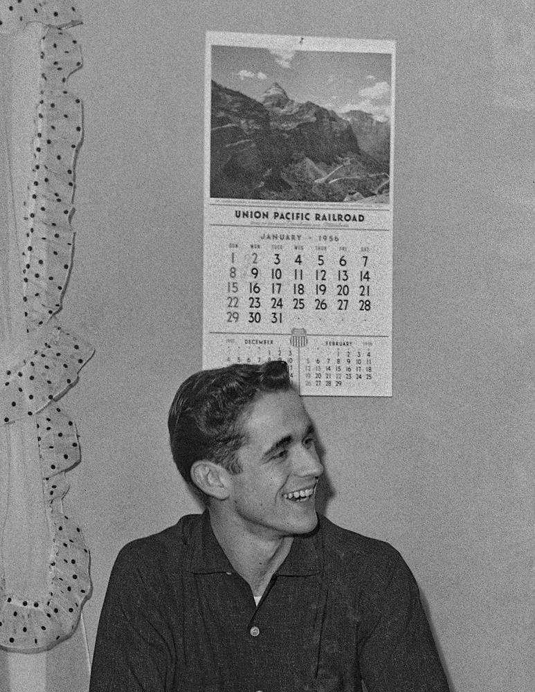 Richard Stefani, 1956