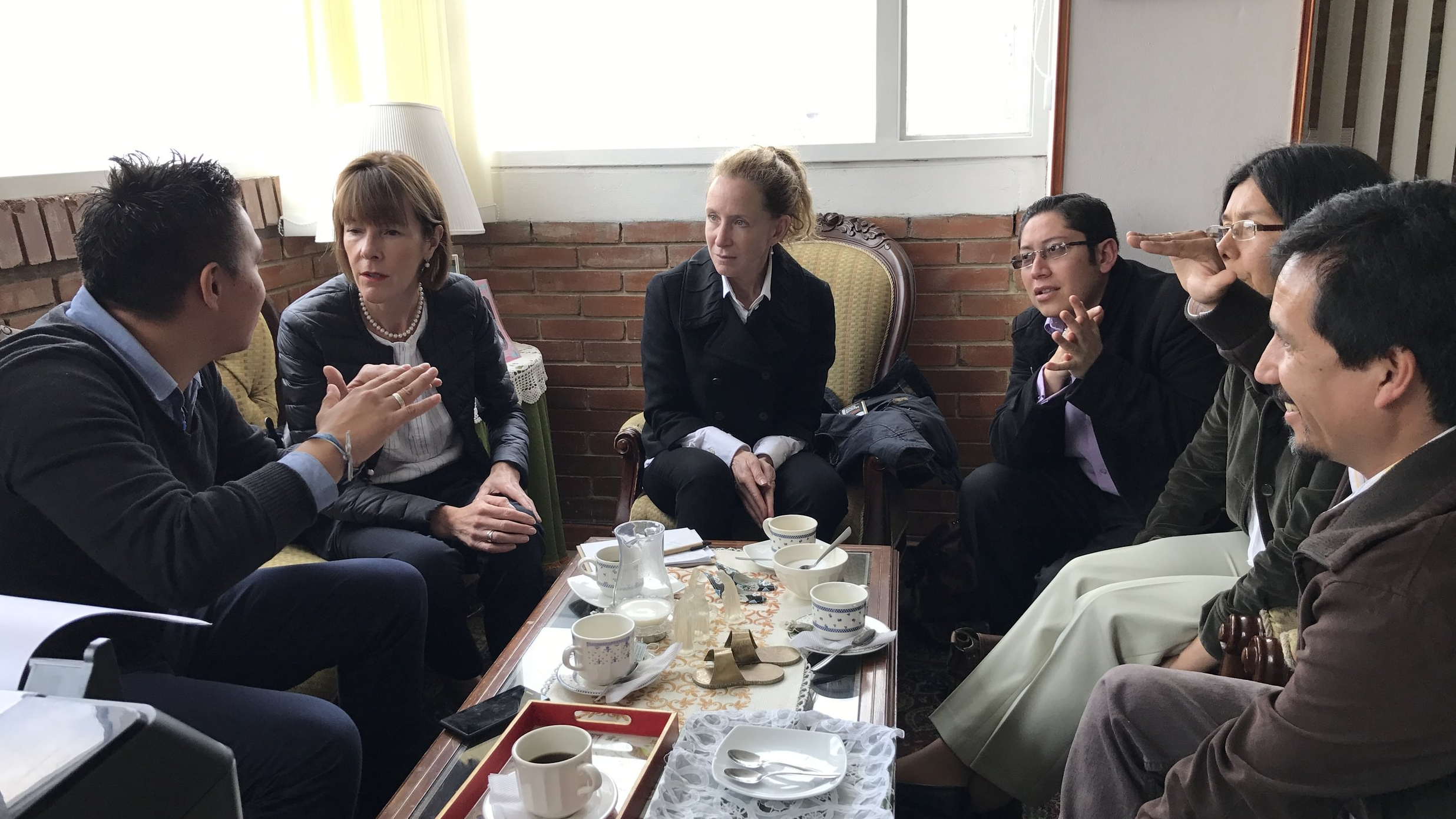 Discussing the management challenges of Fundacion Marguz – a music school in the Bogota slums