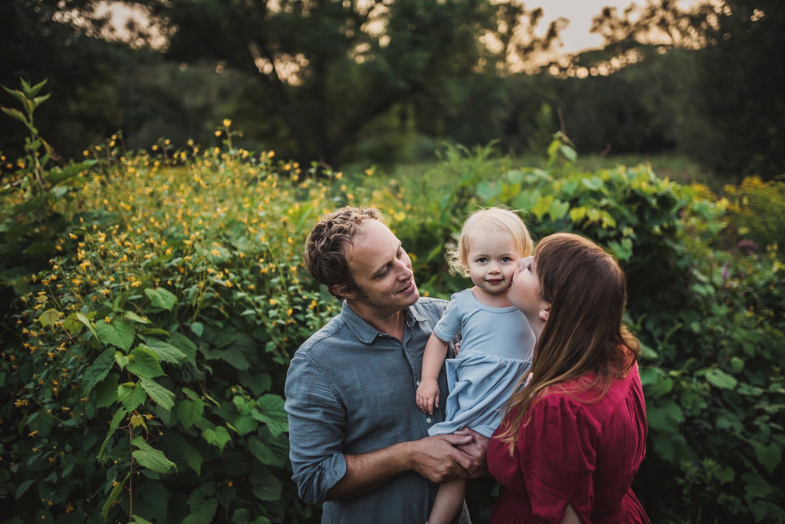 Unposed and Beautifully Natural Family Portrait Photos in Boston, MA