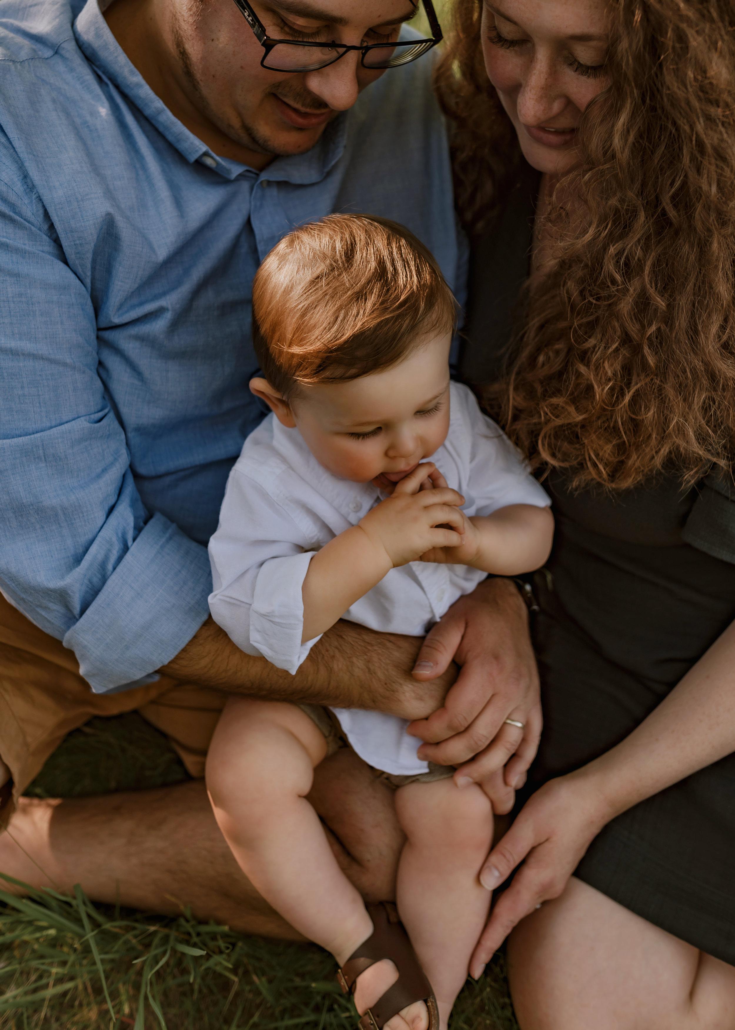 South Shore Massachusetts Family Photographer