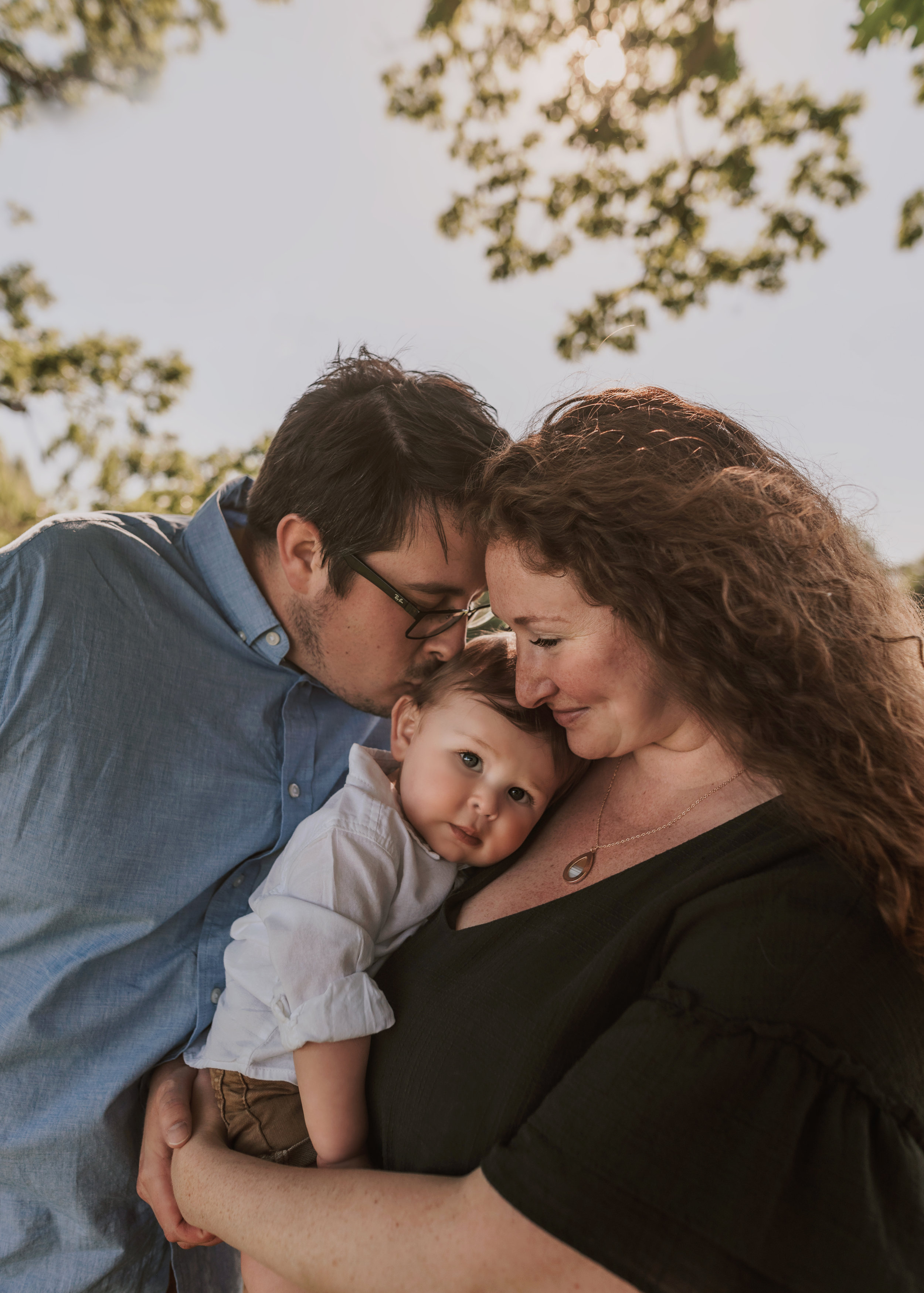 Beautiful and Sweet Unposed Family Photos in Boston, MA